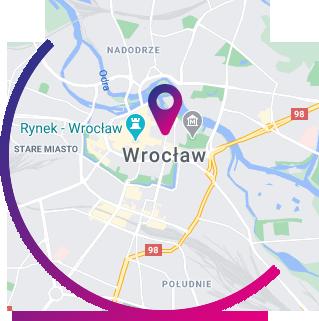 Wrocław - mapa