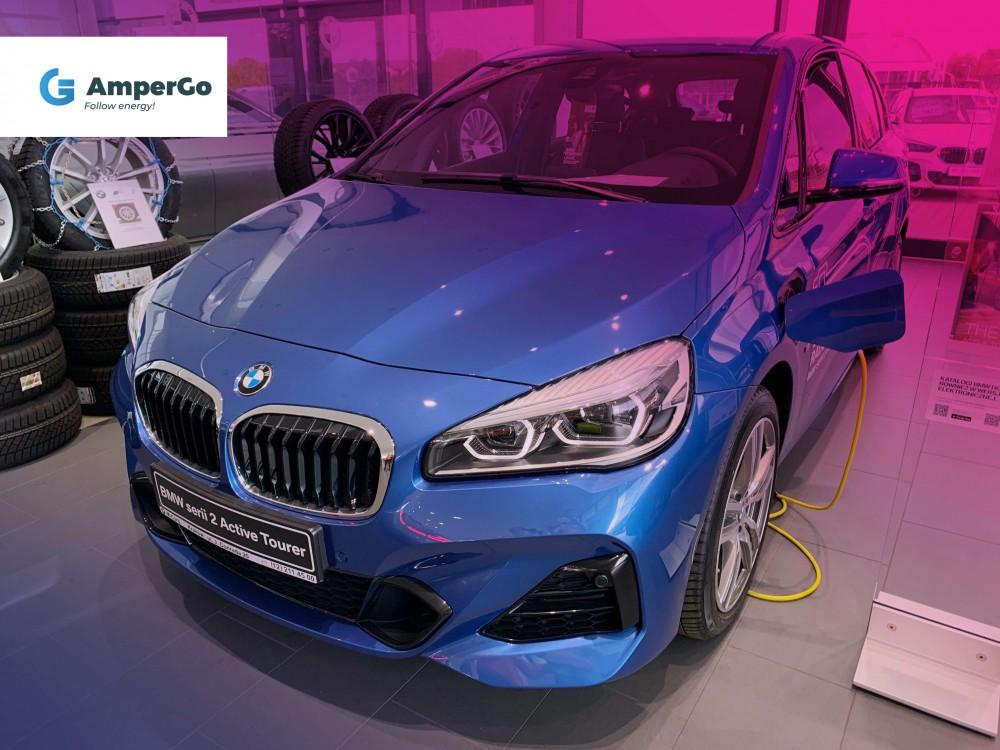 samochód elektryczny BMW 225xe