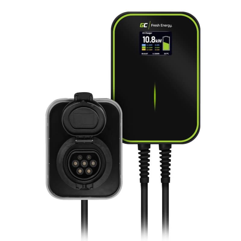 Wallbox GC EV PowerBox (EV15) do samochodów elektrycznych