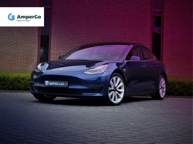 Samochód elektryczny Tesla 3