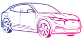 Ford Mustang Mach-e - logo