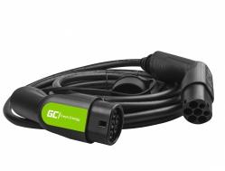 Kabel ładujący Green Cell 16A/380V 7m